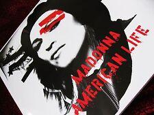 Madonna SEALED American Life Album OUT OF PRINT Record Vinyl Gatefold LP Lot Set