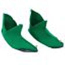 Elf bufón GNOME Robin Hood Peter Pan Zapatos Botas Navidad Campanas Fancy Dress Costume