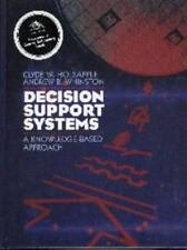 Decision Support Systems: A Knowledge Based Approach :, Whinston, Andrew B., Hol
