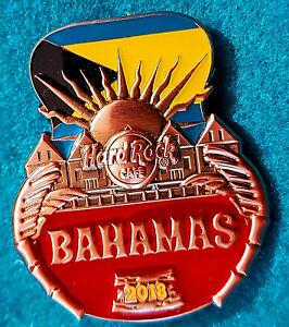 Bahamas-3D-Cut-Apagado-Serie-Nassau-Bahia-Calle-Facade-amp-Flag-Hard-Rock-Cafe-Pin