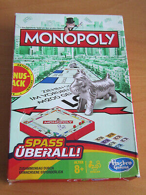 Monopoly Reisespiel