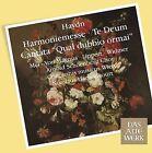 Haydn: Harmoniemesse; Te Deum; Cantata 'Qual Dubbio Ormai' (CD, Jun-2009, Teldec (USA))