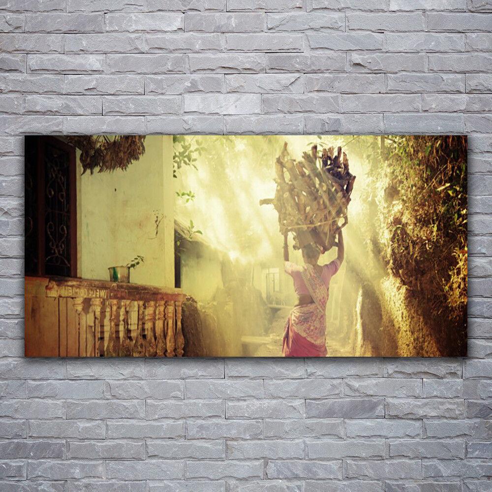 Acrylglasbilder Wandbilder Druck 120x60 Frau Menschen