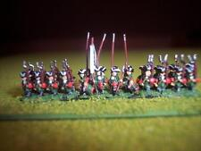 6mm Great Northern War Russian Infantry, Baccus booster Pack