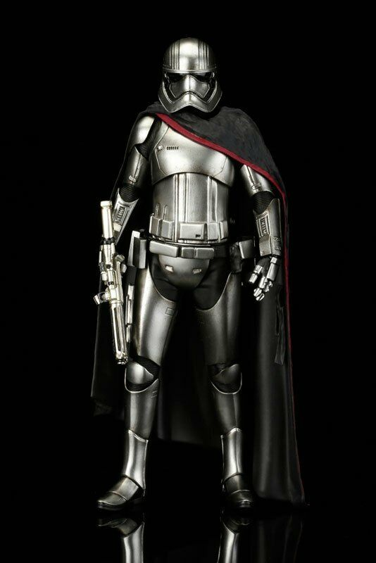 STAR WARS EPISODE VII ESTATUA PVC ARTFX+ 1 10 CAPTAIN PHASMA 20 CM KOTOBUKIYA