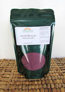 Aronia-Berry-4-1-Extract-1-lb-or-16-oz-Free-Shipping