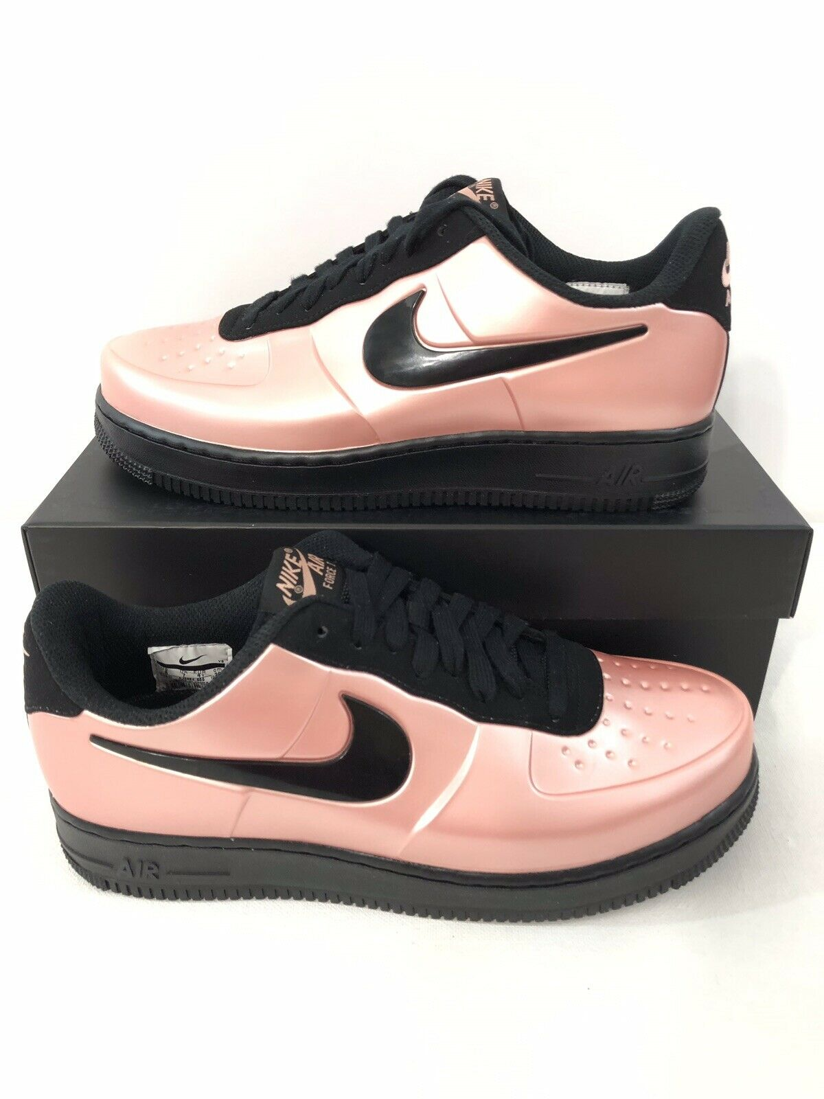 Nike Mens Air Force One Foamposite Pro Cup Cup Cup Coral