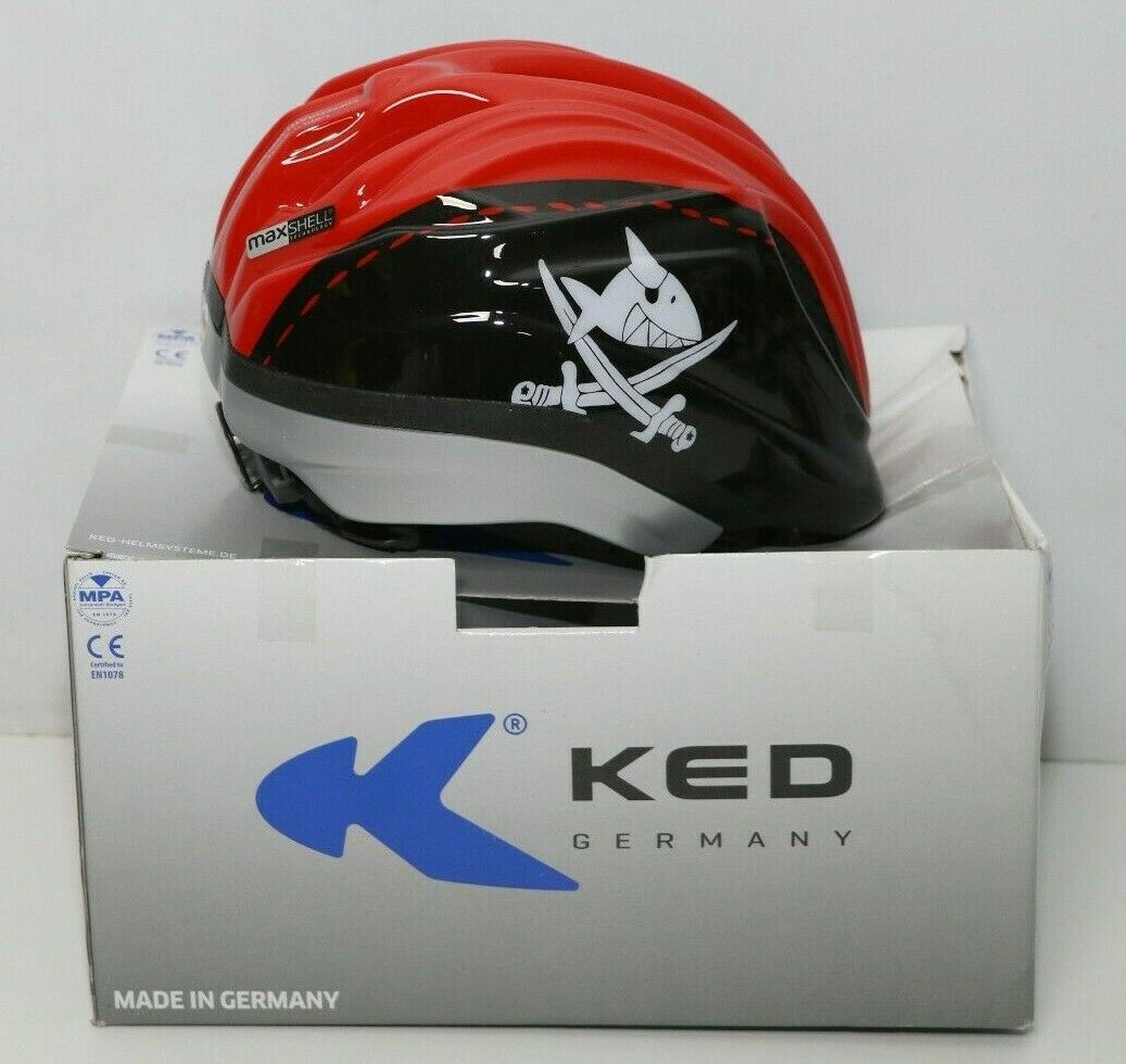 KED Meggy, Meggy, Meggy, Farbe  sharky rot, Kopfumfang Gösse  S M 49-55 cm  | Deutschland Shop  52ae55