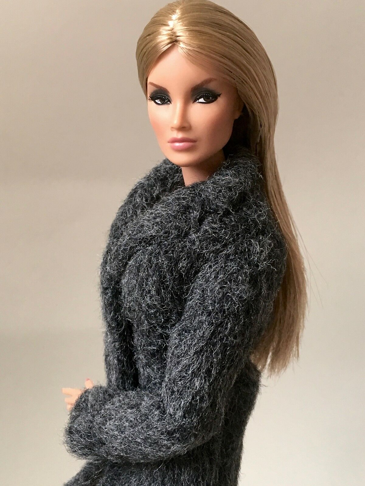 FASHION ROYALTY NU Face 2.0 BE DARING IMOGEN  12  NUDE DOLL