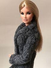 """Moda realeza Cara NU 2.0 ser atrevido Imogen 12"""" Nude Doll"""