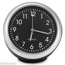 Luminous Car Mechanics Quartz Clock Digital Pointer for Auto Time