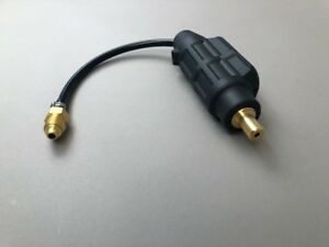 WeldingCity Cable Adapter 195378 for Miller TIG Welding Torch 9//17 Series