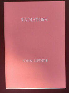 Radiators-Signed-by-John-Updike-First-edition-signed-by-author