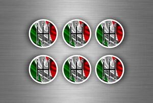 6x-sticker-aufkleber-schaltknauf-tuning-jdm-schalthebel-italien-fahne-flagge