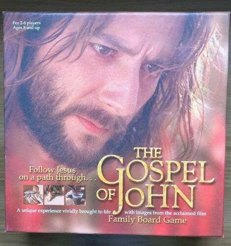 The Gospel of John Family Bible Board Game Standard Publishing 02926 for  sale online   eBay