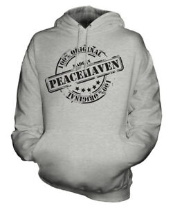 Birthday Ladies Made 50th Womens In Christmas Unisex Gift Peacehaven Hoodie Mens nYqPzRYw