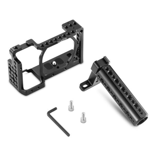 Constructif Smallrig Caméra Cage Pour Sony A6000 A6300 Objectif Interchangeable Caméra Avec E-mount - 6300 Nex7 Avec Haut Poignée 1638 à Distribuer Partout Dans Le Monde