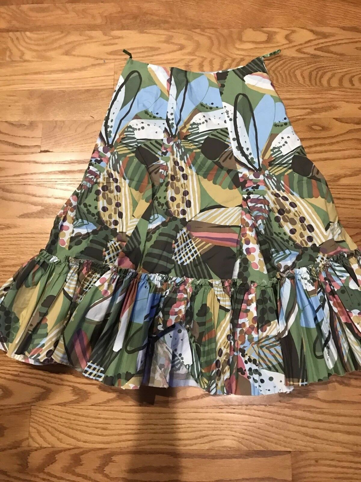 Anthropologie ChaCha Skirt size 2
