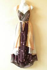 "E488 Vintage Silk Magic 36"" Sarong Pareo Wrap Skirt Tube Dress + Bonus DVD"