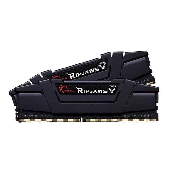 G.Skill Ripjaws V 32GB (2x16GB) DDR4 3200MHz PC4-25600 Memory  F4-3200C16D-32GVK