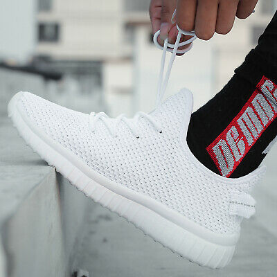 Mens Casual Sports Sneakers Shoes Fashion Running Lightweight Gym Jogging Casual