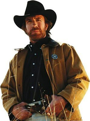 AUTHENTIC, ORIGINAL autograph of CHUCK NORRIS when he was in Moscow, in the 90 s