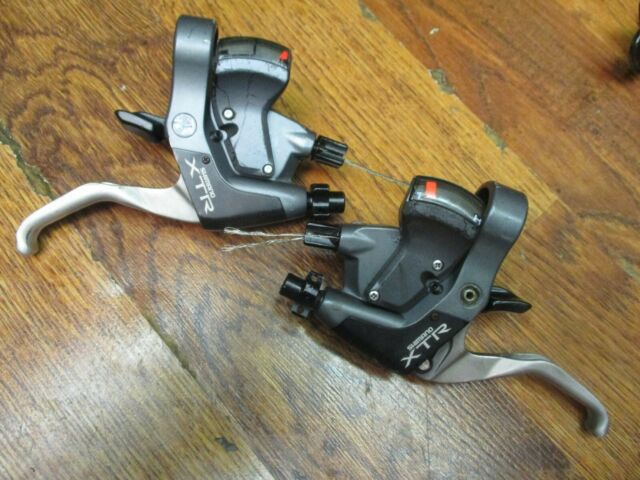 shimano xtr m950 and m951 shifters 8 speed new and used