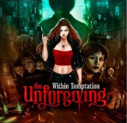 WITHIN TEMPTATION / THE UNFORGIVING * NEW CD 2011 * NEU *