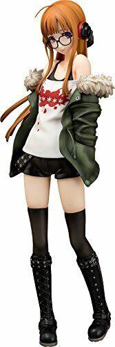 Persona 5 Sakura Futaba 1 7 escala ABS & PVC lacados PVC Figuraf s