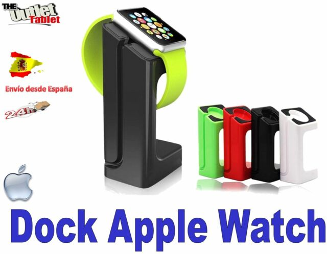 SOPORTE CARGADOR DOCK SOBREMESA PARA APPLE WATCH