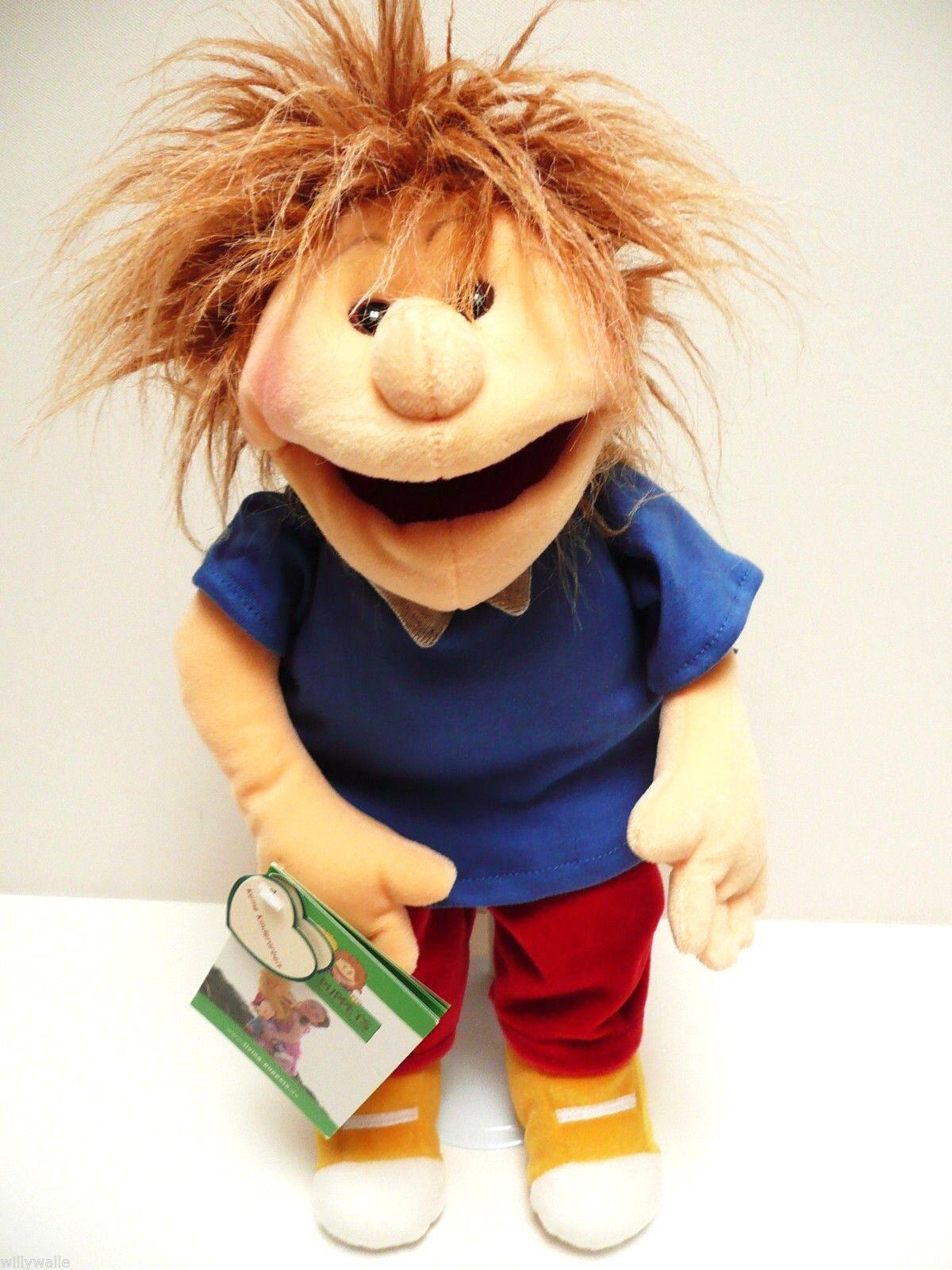Living Puppets  Handpuppe  Erikchen  ca.38 cm   NEU