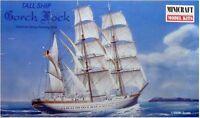 TALL SHIP  GORCH FOCK MINICRAFT  1/350