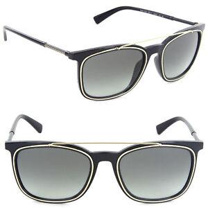 1e2015f929fde Image is loading Authentic-Versace-VE4335-GB1-11-56-Square-Sunglasses-