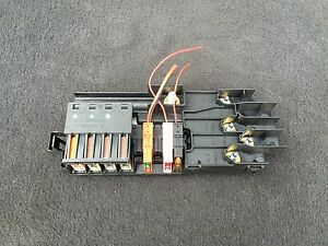 mercedes r320 r350 r500 ml350 ml550 gl450 gl550 fuse box assembly oem ebay