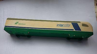 Trenini: Modellino Antistress Pubblicitario Trenitalia Intercity Plus