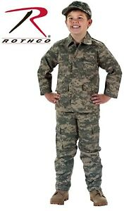 b6af837d239ae Rothco Kid's BDU Pants & Shirts Army Acu Digital Camo Rothco 66110 ...