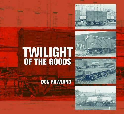 TWILIGHT of the GOODS ISBN: 9781912038671