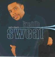 Keith Sweat Just a touch (1997) [CD]