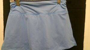 Lucky in Love Girls Size L (14) Skorts -Color Perwinkle