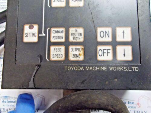 Toyoda Machine Works MP-2 Programming Terminal