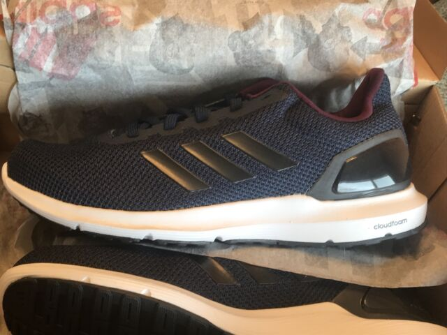 lowest price 0a2ef 7d540 ADIDAS COSMIC 2 SL MEN SHOES CP9484 NAVY BLUE  BLACK CHOOSE YOUR SIZE