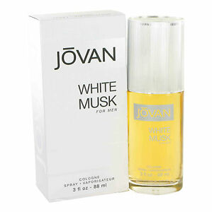 Jovan White Musk EDC Perfume for Men 88 ml