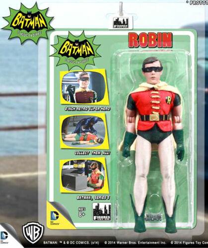 Robin Batman Classic TV Series 8 Inch Action Figures Series 3