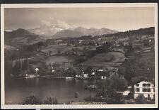 Switzerland Postcard - Faulensee Mit Dreispitz    MB889