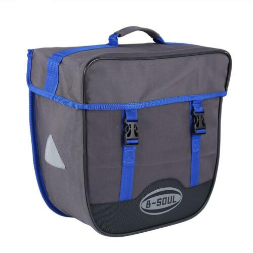 B-SOUL Bike Bicycle Saddle Bag Front Top Tube Frame Bag Sport Cycling Tail Bag