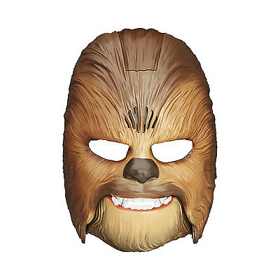 NEW Star Wars Episode VII Chewbacca Electronic Mask