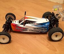 Schumacher Kf2 Rear Motor Bodyshell Lexan Cab All 3 Configurations Kf2 Se Kf