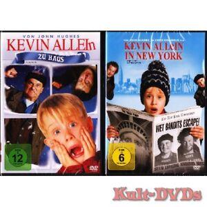 Kevin-allein-zu-Haus-1-2-allein-in-New-York-2-DVD-Set-Macaulay-Culkin-Neu