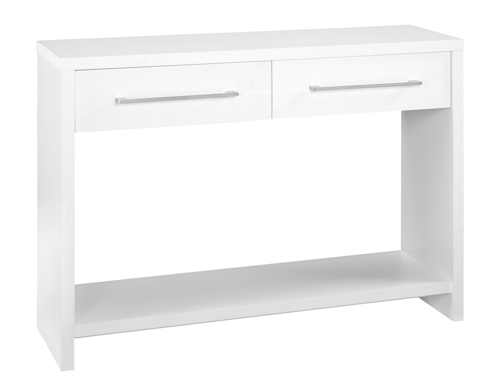 ClosetMaid Console Table with 2 Drawers