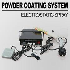 Original Portable Powder Coating System Paint Spray Gun Pc03 5 Ce 110v Us